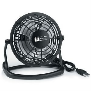 USB Plug-In Desktop Fan (Personalized)